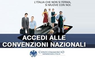 Convenzioni Confcommercio Nazionali