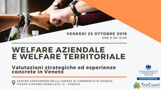 Welfare aziendale e welfare territoriale - 25 ottobre, Padova