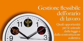 Gestione flessibile dell'orario di lavoro - 22 ottobre, Treviso
