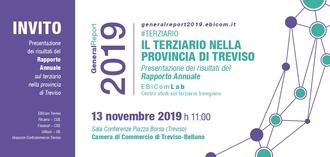 IL TERZIARIO NELLA PROVINCIA DI TREVISO - GENERAL REPORT 2019