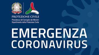 EMERGENZA CORONAVIRUS – ULTERIORI DISPOSIZIONI IN MATERIA DI GESTIONE DELL'EMERGENZA EPIDEMIOLOGICA DA COVID-19